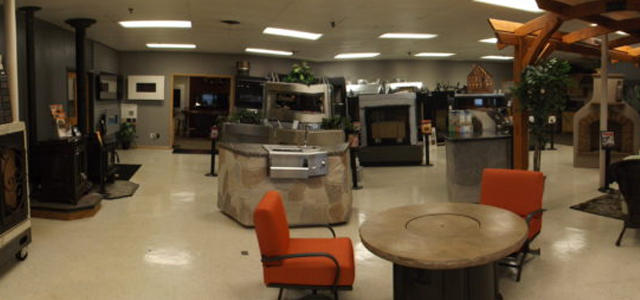 Come see our showroom!